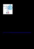 PROJET DE RESEAU REP FONTAINEDOUCHE V3