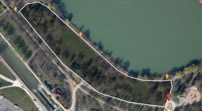 Cross lac Kir – 17 février 2017 après-midi