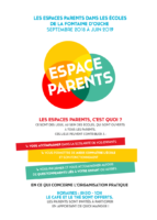 Planning ecole Alsace