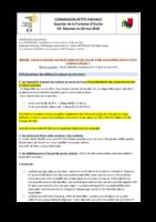R.17.CR.1.COMMISSION PETITE ENFANCE – Quartier de la Fontaine d'Ouche